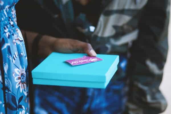 Prenumerera på en prenumerationsbox
